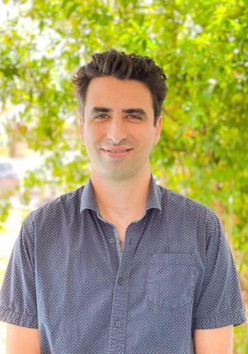 Ben Fisher, Grade 5 Teacher